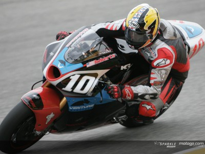 First step taken towards MotoGP film 'Velocity'
