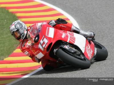 Segunda jornada en el GP Alice de Italia