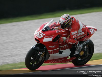 Capirossi continues Italian home practice dominance