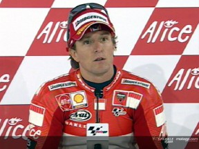 Ducati front two at Mugello with Gibernau on pole