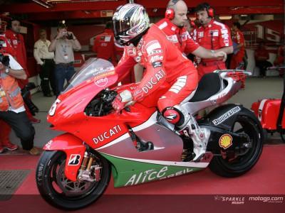 Ducati celebrate anniversary at Mugello