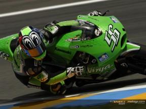 Dal Mugello dati interessanti per Kawasaki Racing
