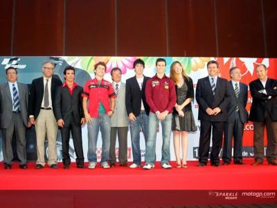 Gran Premi Cinzano de Catalunya presented in Barcelona
