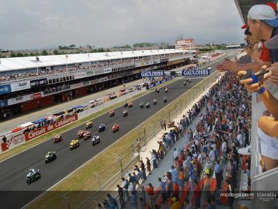 Torna la passione, torna il GP di Catalunya