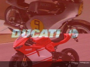 The Ducati dream factory
