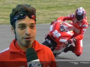 Test riders