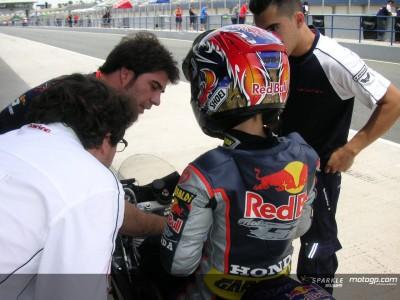 レッドブルMotoGPアカデミー、スペイン選手権第2戦に挑戦