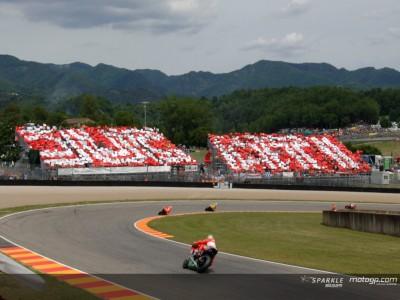 Ducati Marlboro tiene la moral por las nubes