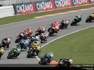 GP Cinzano de Catalunya, la MotoGP torna in pista