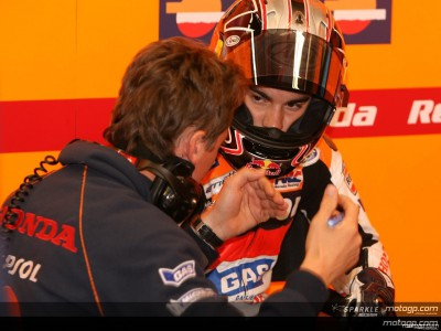 Pedrosa heads home and Hayden confident