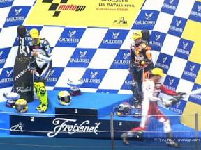 Catalunya 05 : 2è victoire de Pasini