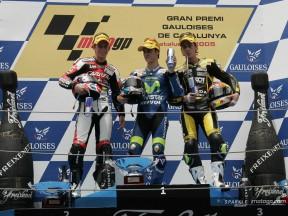 Katalonien 2005: Pedrosa schaffte den ersten 250ccm Hattrick