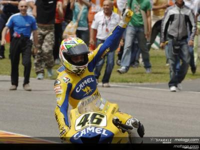 Rossi a un paso de romper la barrera de los 2000 puntos