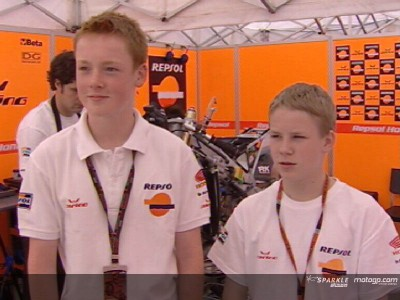 Smith and Webb unite for Repsol Honda