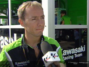 Jacque to test Kawasaki 800cc in August