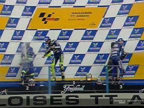 Assen 2005, quinta vittoria consecutiva per Rossi