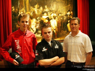 MotoGP se deja seducir por la obra de Rembrandt