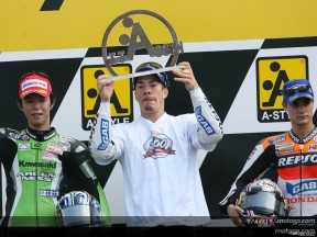 Hayden reigns in Holland whilst Edwards suffers late heartbreak