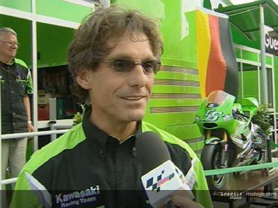Harald Eckl commenta la gara di Assen