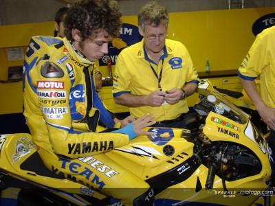Rossi garde espoir