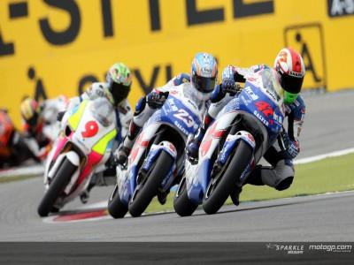 La pre-temporada de 125 y 250 se equipara a MotoGP