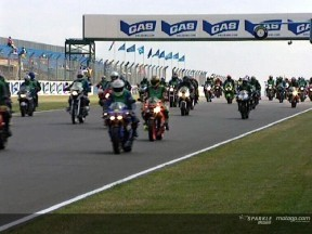 Donington fans treated to Day Of Champions