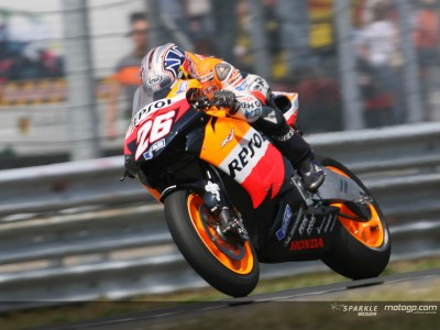 Pedrosa heads first free practice