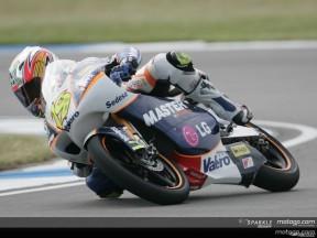 Bautista on 125cc provisional pole