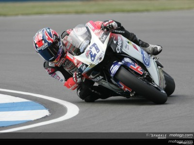 Rookies looking strong in British MotoGP practice