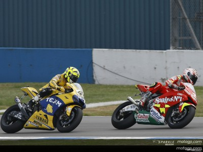 Rossi proves fans right with memorable comeback