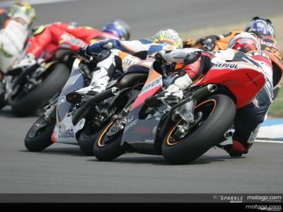 Máxima tensión en el Mundial de 250cc