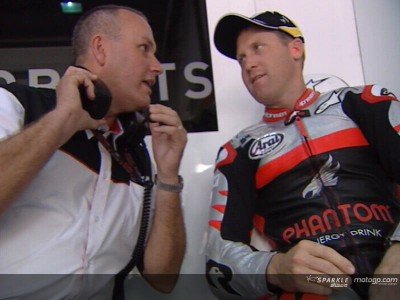 Chuck Aksland catches up with motogp.com