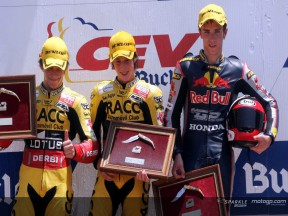 Red Bull MotoGP Academy continues to shine in Albacete