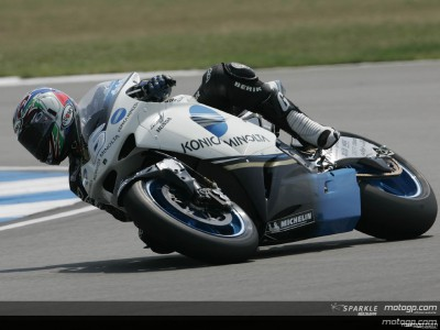Montiron talks to motogp.com
