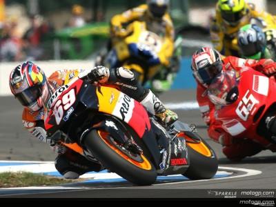 Un appuntamento ad alta tensione per la MotoGP