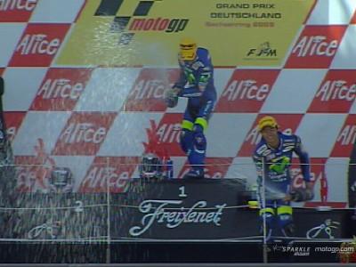 Sachsenring 2005: Pedrosa behält die Vorherrschaft
