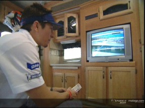 Laguna Seca, On Board con Nicky Hayden