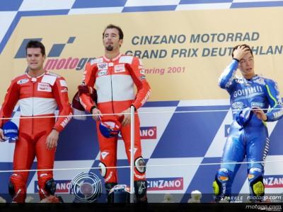 Questa settimana nella storia del MotoGP