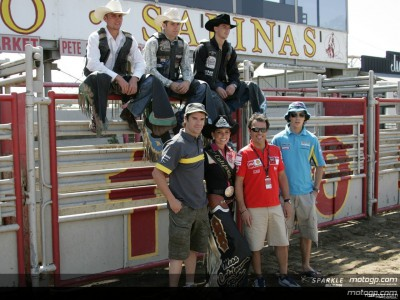 Riders take trip to California rodeo