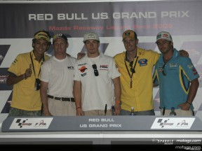 Red Bull US Grand Prix: Conferenza Stampa
