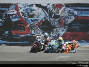 Il MotoGP si prende una pausa