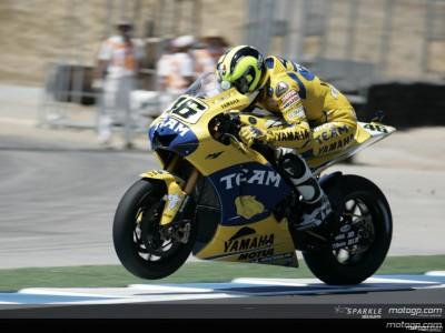 Rossi voit le titre s'éloigner