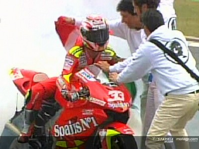 2006 In Review: Melandri opens win account in Turkey