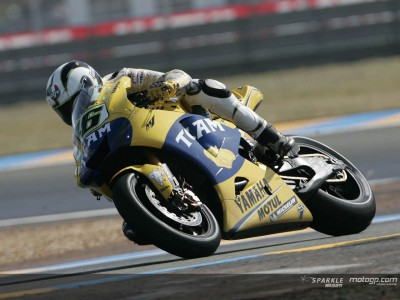 2006 In Review: Rossi pulls up at Le Mans