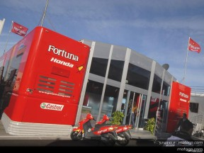 Behind the scenes at Fortuna Honda Hospitality