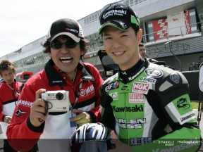 Nobby Ueda: Keeping an eye and voice on MotoGP