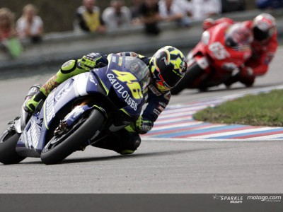 Brno 2005: Rossi goes one step closer