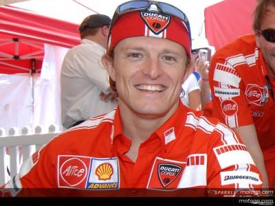 Gibernau se pierde el GP de la República Checa