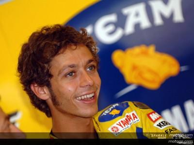 Los aficionados confían en la remontada de Rossi
