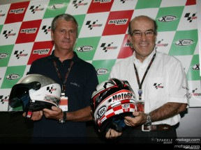 Dorna agree deal with Nolan Group for commercialisation of MotoGP helmets